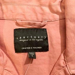 Sanctuary Jackets & Coats - Sanctuary Utility Cargo Jacket NWT